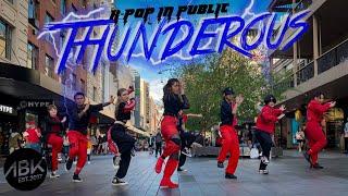 K Pop In Public Stray Kids 스트레이 키즈 Thunderous 소리꾼 Dance Cover By Abk Crew From Australia MP3