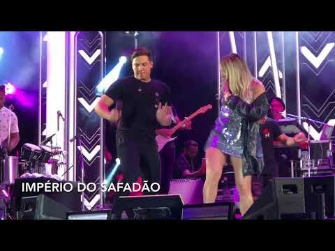 Wesley Safadão feat. Claudia Leitte - Baldin de Gelo, Ao Vivo no Garota Vip Sp