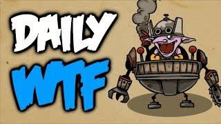 Dota 2 Daily WTF - Power of friendship