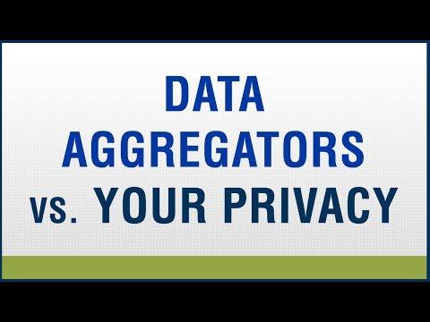 Data Aggregators vs. Your Privacy