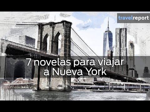 7 Novelas ambientadas en Nueva York para llevarte de viaje