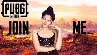 PUBG MOBILE LIVE - BEST GAME PLAYS   WITH POOJA