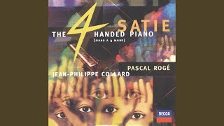 Satie: Trois Petites Pièces montées - 3. Jeux de Gargantua (Coin de Polka)