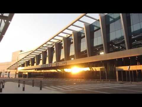 Cairo International Airport - Terminal 2 _ Soft Opening - مطار القاهرة الدولى مبنى رقم 2