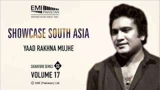Yaad Rakhna Mujhe