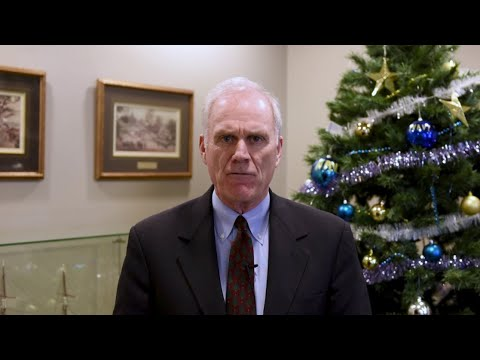 Secretary of the Navy Richard V. Spencer Holiday Message