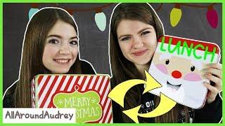 Holiday Lunchbox Switch Up Challenge / AllAroundAudrey