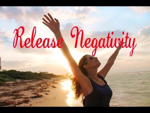 """Guided meditation sleep"" | Release negativity before sleep at bedtime"