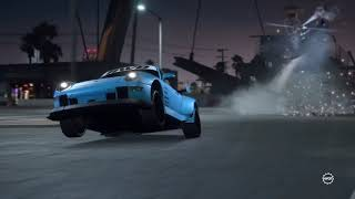 NFS Payback: Skyhammer Mission w/ NFS Most Wanted Chase Music