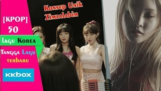 Tangga Lagu KPOP Terbaru Juni 2019 : Lagu Kpop Terpopuler | KPOP SONG TOP CHART 50 ( WEEK 4 )