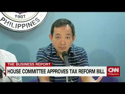 House committee approves tax reform bill