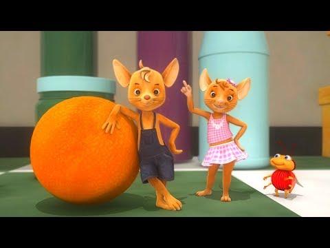 Мультики - ЙоНаЛу - Яблочный мусс для Йоналу - Мультфильмы для детей, малышей - Песни и танцы