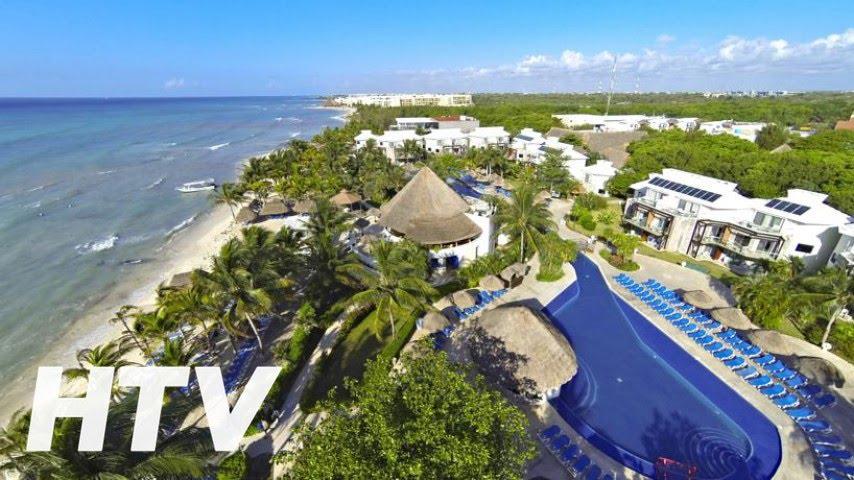 sandos caracol eco resort all inclusive hotel en playa. Black Bedroom Furniture Sets. Home Design Ideas