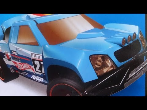 2015 HOTWHEELS A CASE OFF TRACK PICK UP