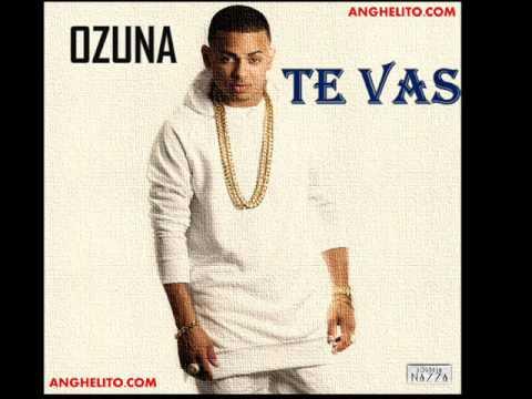 Ozuna   Te Vas    Reggaeton Version  Official 2016