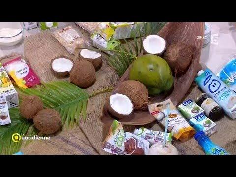 Les mille et une vertus de la noix de coco !