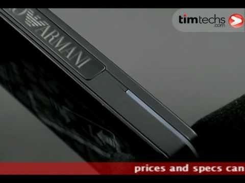 Samsung M7500 Emporio Armani TimTechs.Com