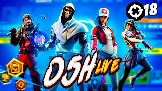 LIVESTREAM: FORTNITE DA TARDE | AM3NlC