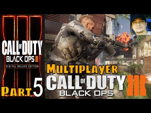 Call of Duty Black Ops 3 Multiplayer Part 5