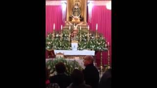 Mañanitas a la Virgen de la Soledad en Ayotlan Jalisco 2013
