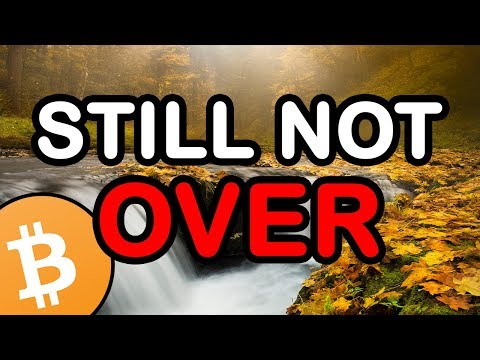 Here Is Bitcoin's Last Hope For This Move!