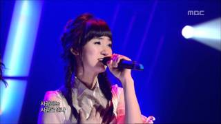 Wonder Girls - Feeling Sorry, 원더걸스 - 미안한 마음, Music Core 20070512