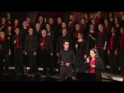 Offbeat Gospel Konzert Stiftskirche Tübingen 13.11.2016