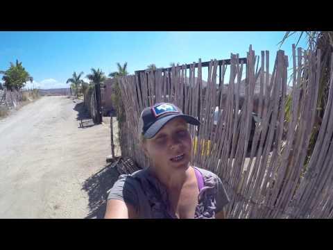 Traveling in Baja - Our Casita Rental in Todos Santos  -  #99