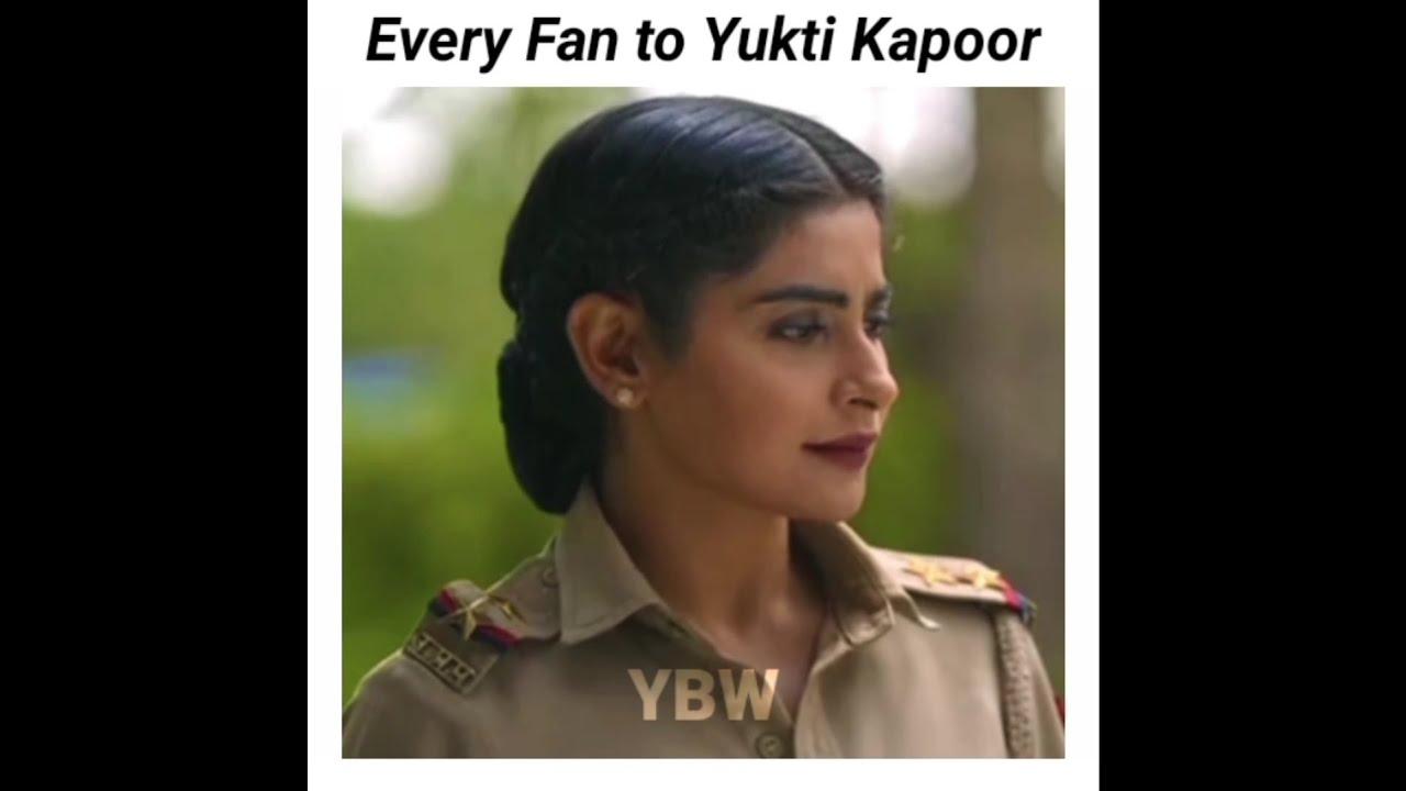 Every fan to Yukti Kapoor | Yukti's Beautiful World