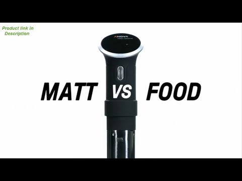 Anova Precision Cooker WiFi Review + Test