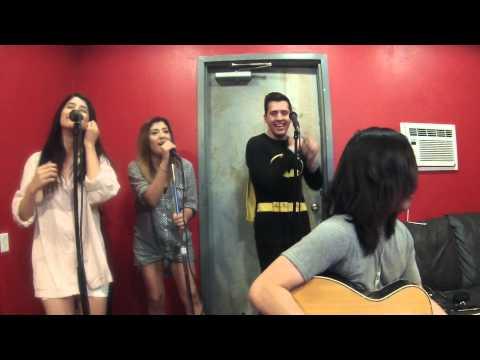 Nobody Love (Tori Kelly) Pajama Jam Session feat. Melanie and Mia Pfirrman and Aaron Encinas