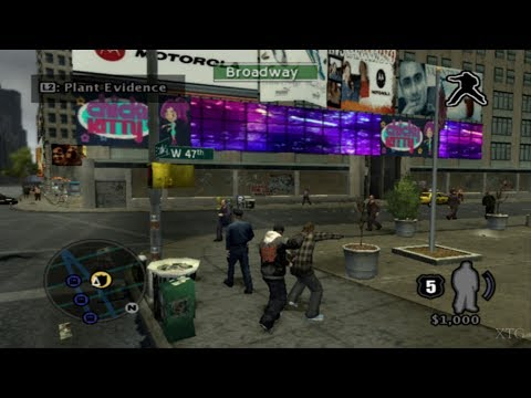 True Crime: New York City PS2 Gameplay HD (PCSX2)