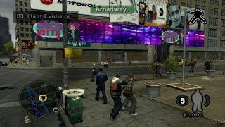True Crime: New York City PS2 Gameplay HD (PCSX2)