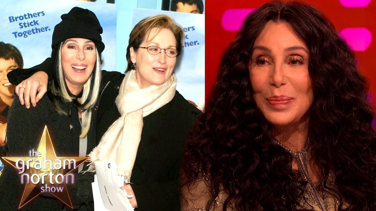 Cher Is Excited To Be Working With Meryl Streep Again | The Graham Norton Show