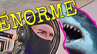 I SURVIVED the shark attack! Roblox