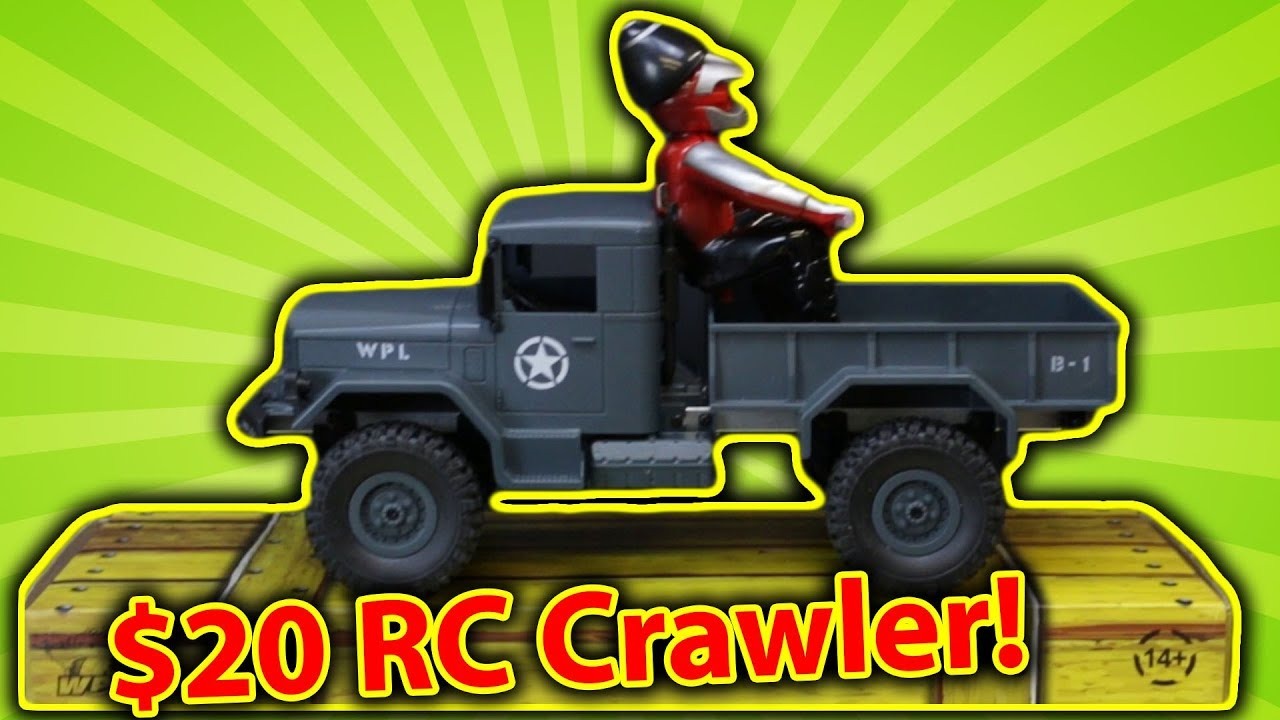 30 rc scale crawler review test is it any good youtube. Black Bedroom Furniture Sets. Home Design Ideas