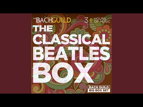 """Beatles Concerto Grosso No. 2 (after Vivaldi's """"The Four Seasons"""") I. A Hard Day's Night"""