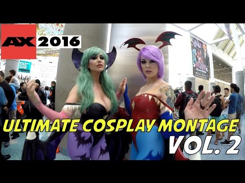 Anime Expo 2016 Cosplay Montage (Vol. 2) [GoPro]