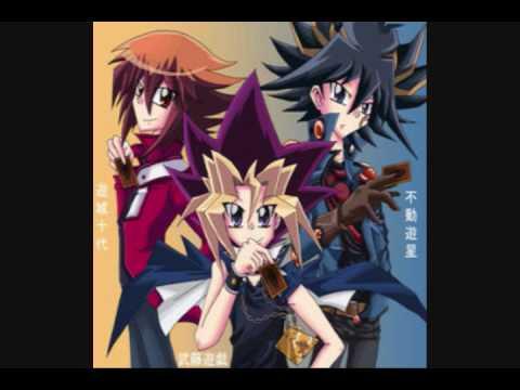 happy aniversary judai yusei and yugi.wmv