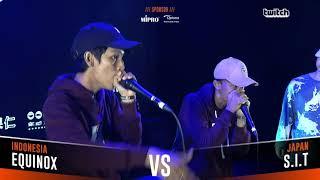 Download EQUINOX VS S. I. T|Asia Beatbox Championship 2018 Tag Team Battle Mp3