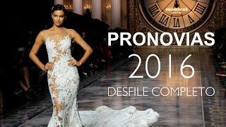 Pronovias 2016 Gelinlik Modelleri