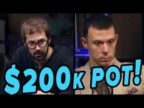 $200K Pot!!! Mercier VS Berkey | S5 E44 Poker Night in America