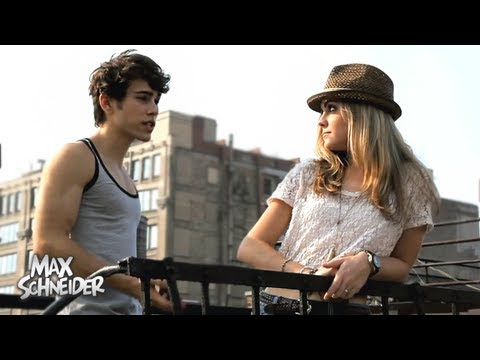 Max Schneider  You Don't Know Me  VIDEO
