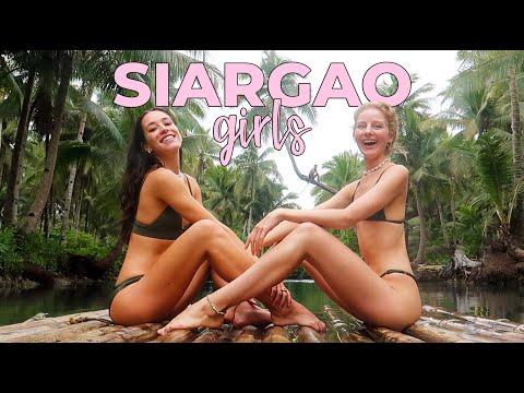 SIARGAO ISLAND, THE PHILIPPINES | coconut tree heaven!