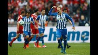 Hertha Berlin 2 - 0 FC Bayern Munchen
