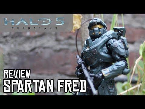 Review Halo 5 - Spartan Fred - McFarlane Toys - Jeshua Games