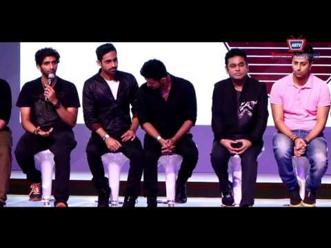 A R Rahman, Salim Sulaiman , mithoon and other on a musical collaboration