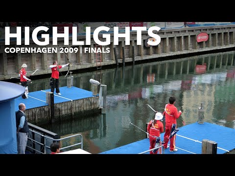 Archery World Cup 2009 - Final Stage - Copenhagen - TV Magazine