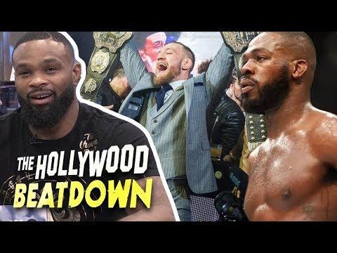 Tyron Woodley Wants McGregor Fight If He Beats Khabib   The Hollywood Beatdown