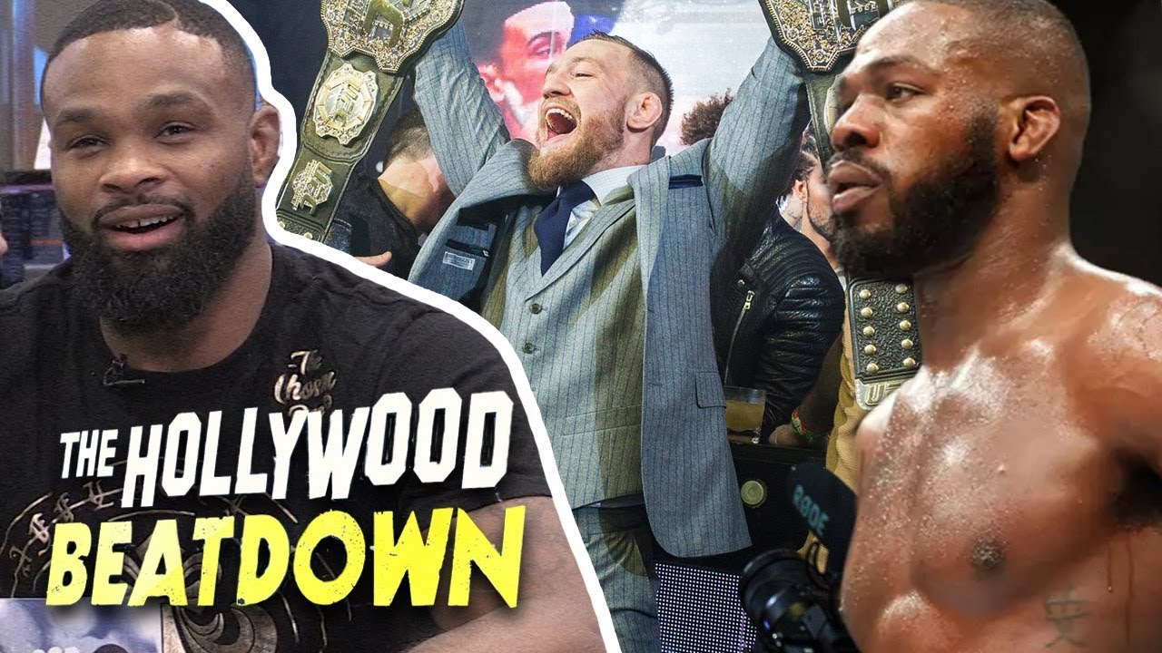 Tyron Woodley Wants McGregor Fight If He Beats Khabib | The Hollywood Beatdown